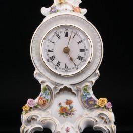 Фарфоровые часы, Дрезден, Германия, вт. пол. 20 в